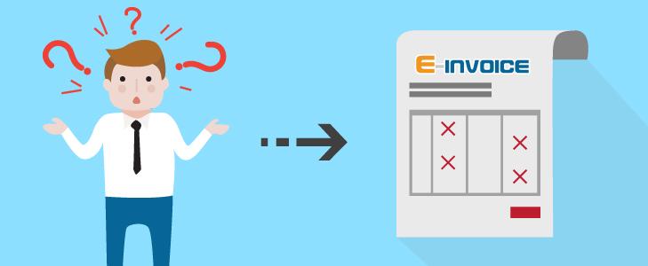 Với các hóa đơn giấy bị sai việc hủy hay sửa lại thực hiện phức tạp mất nhiều thời gian hơn so với hóa đơn điện tử