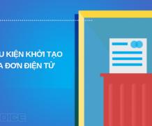 Xác định đúng thời điểm lập hóa đơn điện tử cho từng lĩnh vực kinh doanh