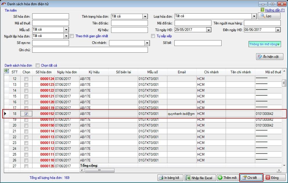 Sửa hóa đơn trên phần mềm hóa đơn điện tử nhanh hơn so với hóa đơn giấy