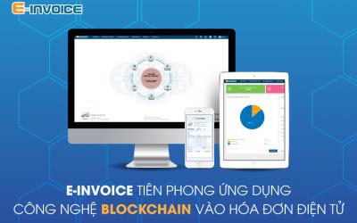 Công nghệ Blockchain được ứng dụng vào phần mềm hóa đơn điện tử giúp nâng cao tính bảo mật