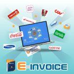Einvoice - phần mềm hóa đơn điện tử phổ biến nhất trong khối FDI