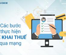 Sử dụng hóa đơn điện tử có được kê khai thuế không?