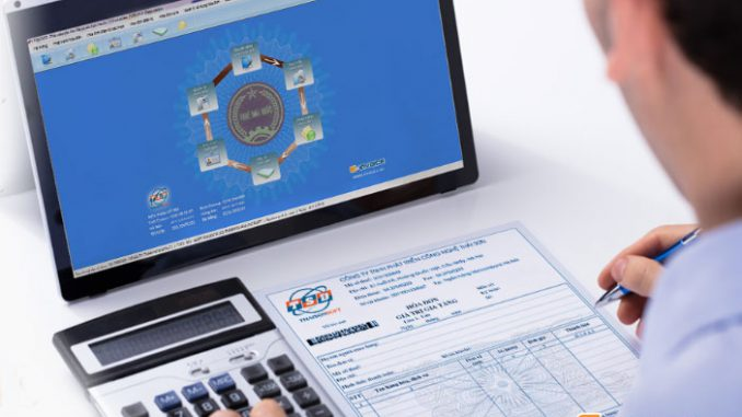 hóa đơn điện tử được lập thế nào