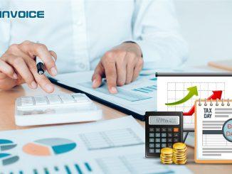 Báo cáo thuế giá trị gia tăng theo tháng