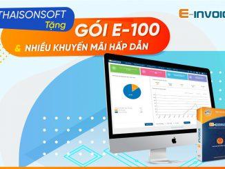 Einvoice triển khai chương trình khuyến mại khi khách hàng sử dụng hóa đơn điện tử