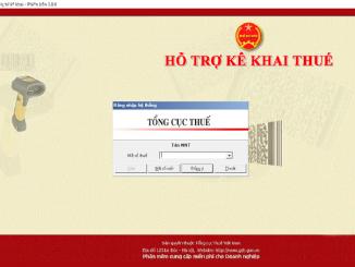 Nộp thuế trực tuyến