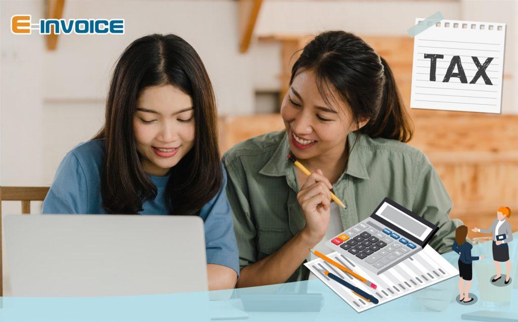 Quy định về khấu trừ thuế khi kê khai thuế với hóa đơn điện tử