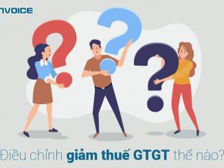 Quy định điều chỉnh giảm thuế GTGT