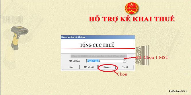 lập tờ khai quyết toán thuế tncn trên phần mềm HTKK