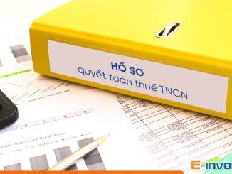 Hồ sơ quyết toán thuế TNCN gồm những gì