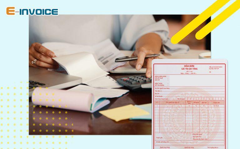 Báo cáo tình hình sử dụng hóa đơn điện tử.