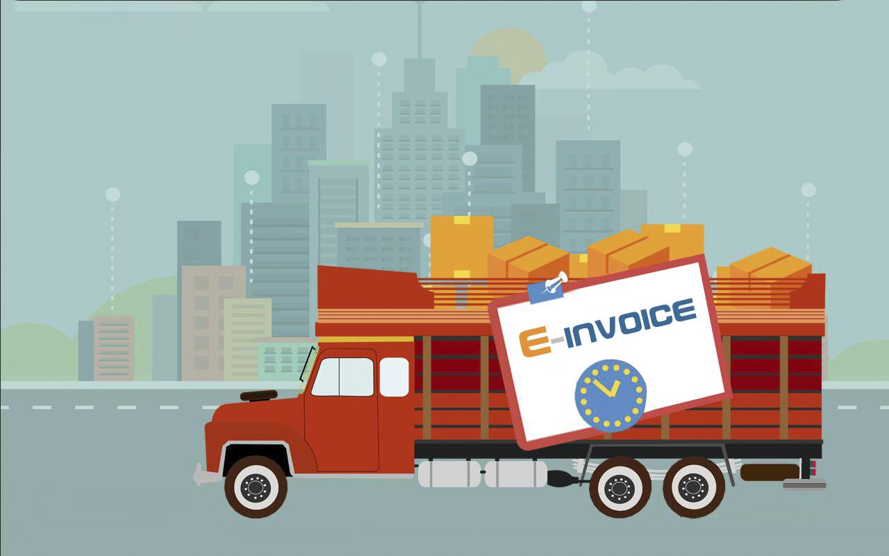 Chứng từ giấy chuyển đổi từ hóa đơn điện tử được sử dụng để chứng minh nguồn gốc hàng hóa đang lưu thông