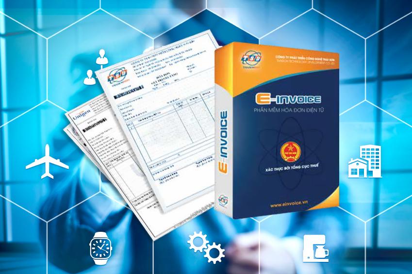 Đơn vị trung gian cung cấp phần mềm hóa đơn điện tử