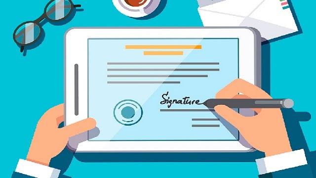 Khởi tạo chữ ký điện tử cần chú ý gì