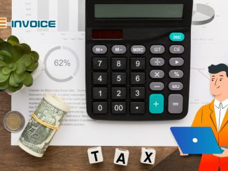 Khấu trừ thuế với hóa đơn điện tử